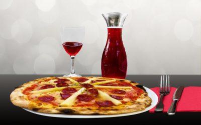 Boire du vin à table: qui en a le droit?